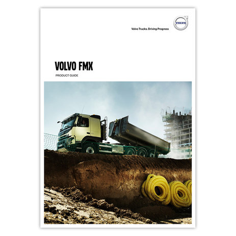 Volvo FMX product guide