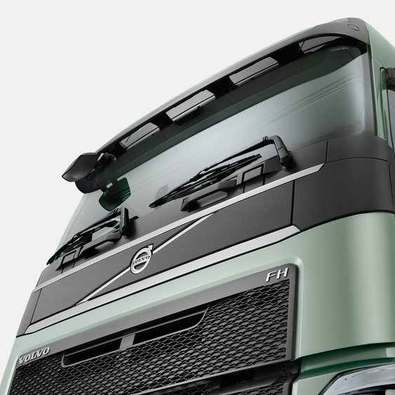 Volvo FH exterior finish