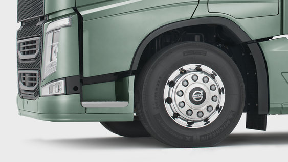 We develop tyres that aid fuel efficiency