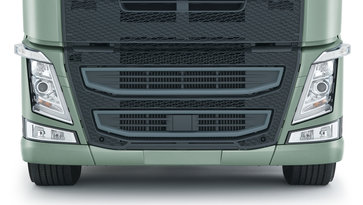 Volvo FH Front Underrun Protection System